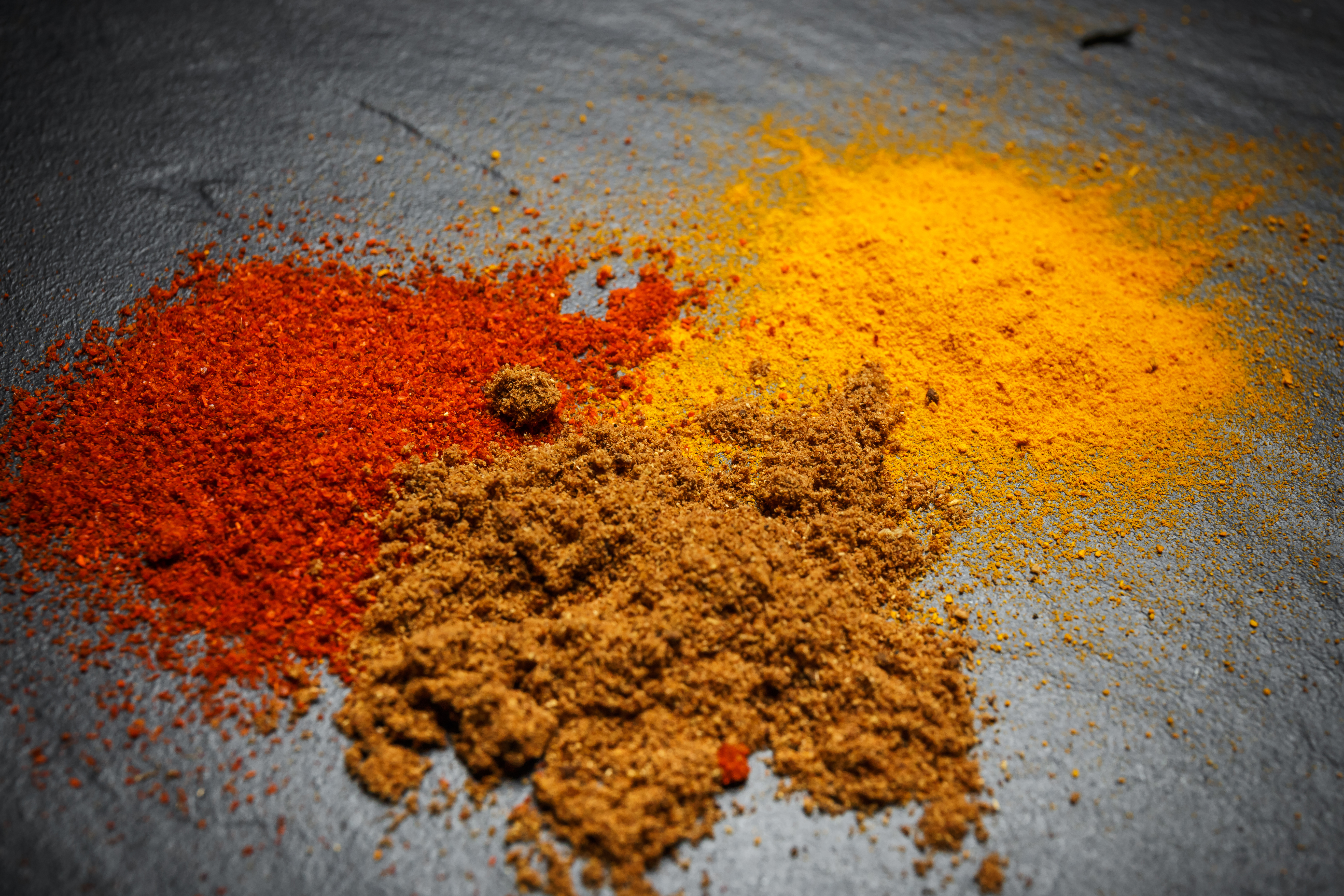 Is the Color of Your Spice up to Snuff?   Food Safety