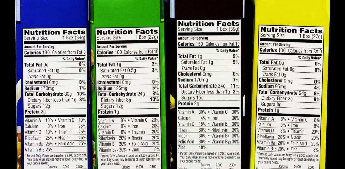 History Lessons Nutrition Labeling Through The Ages Food Safety
